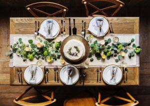 Kaetud laud