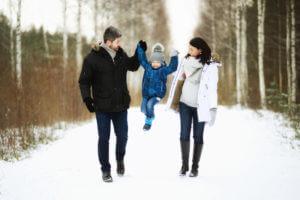 perekonnaga veedetud aeg