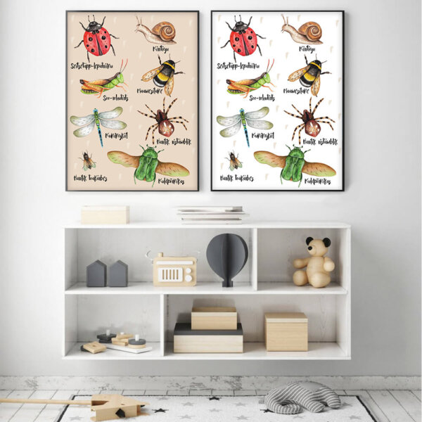 Putukad kõrvuti