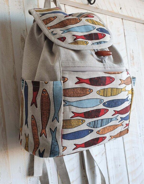 Seljakott kaladega