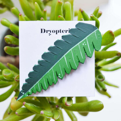 keskmine klamber 2värvi roheline