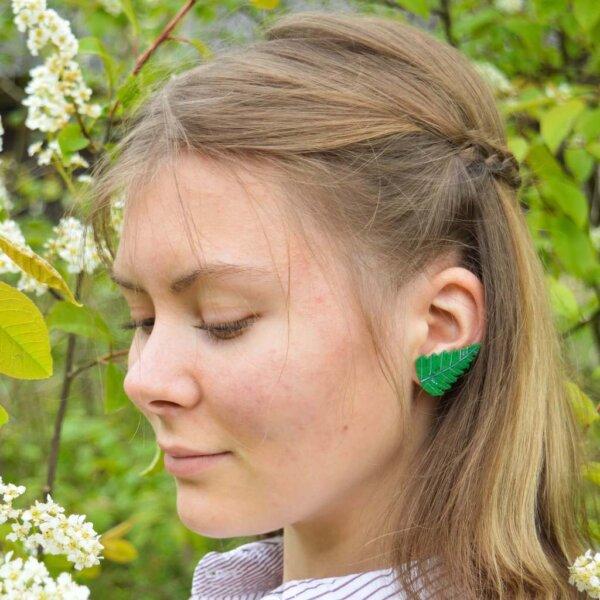 keskmised kõrvarõngad esipilt
