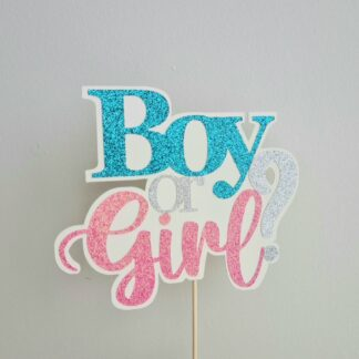 "Torditopper ""Boy or Girl""1"