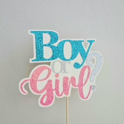 "Torditopper ""Boy or Girl""1"