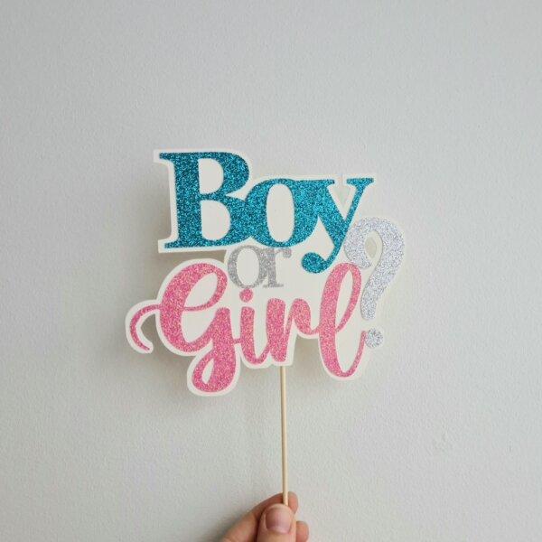 "Torditopper ""Boy or Girl""2"