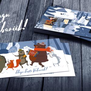 Postkaart Eesti Vabariik