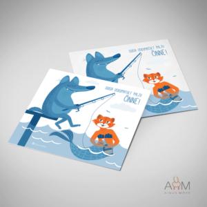 Postkaart meeste õnn