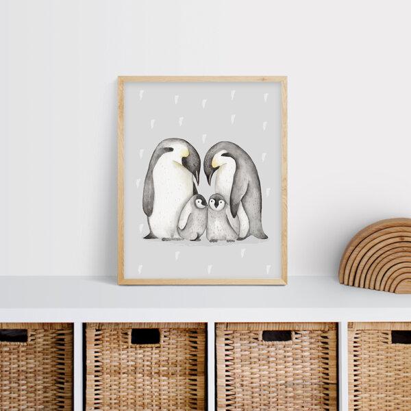 Hallid pingviinid