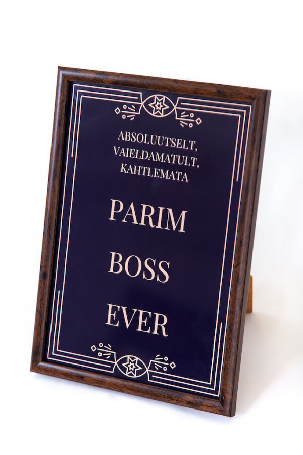 Parim Boss