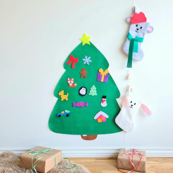 joulupuu-lapsele